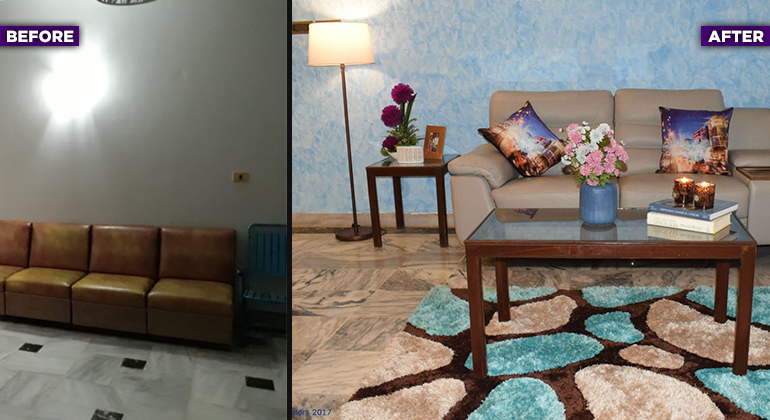 Project Zeen Interiors Before After